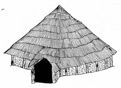 Park Brow Hut Reconstruction