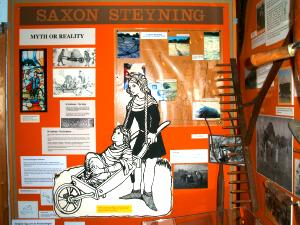 Saxon Display